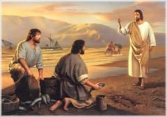 signore, gesù cristo, dio, umiltà, apostoli, pescatori di uomini