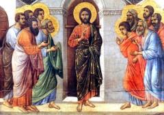 resurrezione, gesù cristo, signore, dio, apostoli