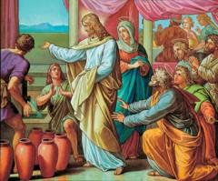 gesù cristo, dio, signore, vergine maria, miracolo