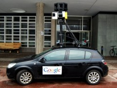 Fake Google Street View car by F.A.T. Lab Berlin germany.jpg