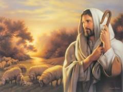 gesù cristo, buon pastore, dio, amore,