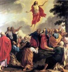ascensione, gesù cristo, dio, signore, apostoli,