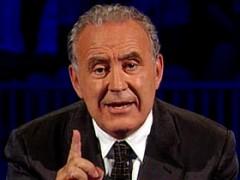 """Santoro: """"Ora che Berlusconi si è ritirato, posso dire di aver avuto ragione!"""""""